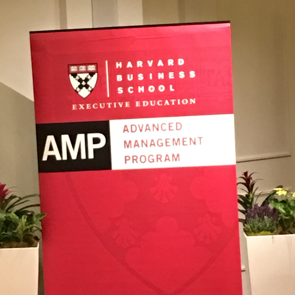 Harvard Business School - Advanced Management Program - My Experience